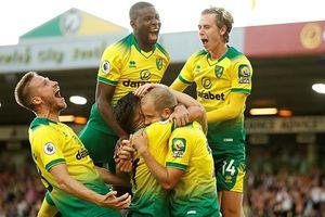 Norwich quật ngã Man City 3-2