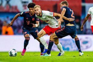 Cầm hòa 1-1 Bayern, Leipzig duy trì ngôi đầu bảng