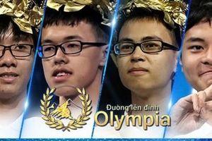 Ai sẽ đoạt vòng nguyệt quế Đường lên đỉnh Olympia 2019?