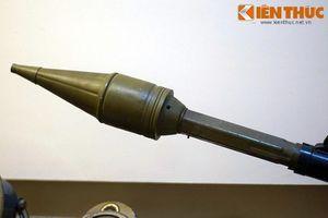 Việt Nam đã chế tạo súng chống tăng mạnh ngang B40 từ rất lâu