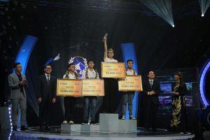 Nam sinh Nghệ An giành vòng nguyệt quế chung kết Đường lên đỉnh Olympia năm thứ 19