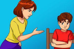 Cách bố mẹ nên làm khi con bị điểm kém