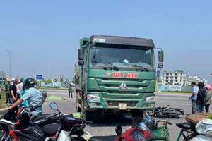 Thanh Hóa: Xe 'hổ vồ' tông đôi nam nữ đi xe máy tử vong