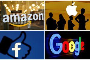 Apple, Facebook, Google bị yêu cầu cung cấp email nội bộ để điều tra chống độc quyền