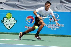 Lý Hoàng Nam, Đào Minh Trang đăng quang VTF Masters 500 Hải Phòng
