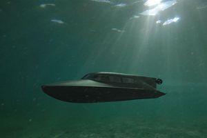 Hải quân Anh thử nghiệm tàu ngầm mini mới dành cho biệt kích