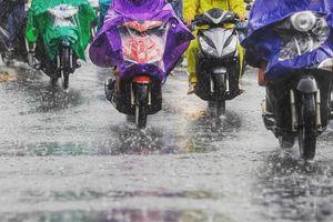 Tây Nguyên, Nam Trung bộ mưa lớn, đề phòng lũ quét