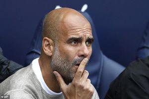 HLV Pep Guardiola nói gì sau trận thua sốc Norwich City