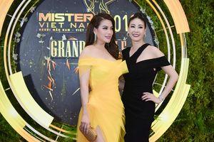 Hà Kiều Anh, Trương Ngọc Ánh đọ nhan sắc không tuổi với váy cắt xẻ quyến rũ