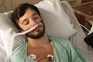 Hút thuốc lá điện tử 18 tháng, nam thanh niên bị hủy hoại phổi như người 70 tuổi