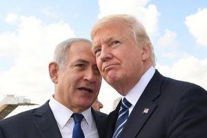 Tổng thống Trump tặng món quà 'tiếp sức' để Thủ tướng Israel Benjamin Netanyahu tái cử