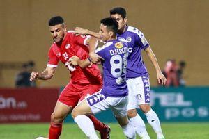 Ghi 4 bàn trong 18 phút, Hà Nội đè đẹp Viettel trong trận cầu không khán giả