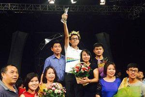 Hành trình ấn tượng của thí sinh xin không tham gia HSG quốc gia để đưa cầu truyền hình Olympia về Nghệ An
