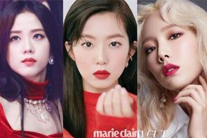 Top 30 nữ idol hot nhất hiện nay: BLACKPINK bỗng mất dạng, No.1 không bất ngờ bằng SNSD và Red Velvet