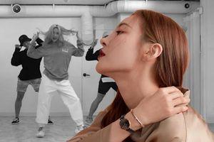 Rũ bỏ hình tượng 'bướm chúa', Sunmi 'lầy' hết cỡ trong dance version LALALAY