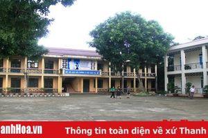Huyện Ngọc Lặc nỗ lực xây dựng trường đạt chuẩn quốc gia