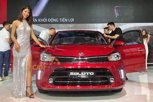 Kia Soluto chốt giá 399 triệu đồng, sẵn sàng về tay khách hàng Việt