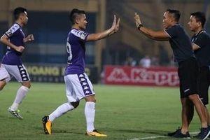 Hà Nội FC thắng ngược Viettel trong trận đấu không khán giả