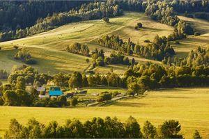 Những cảnh quan tuyệt vời trên dãy núi Altai của nước Nga
