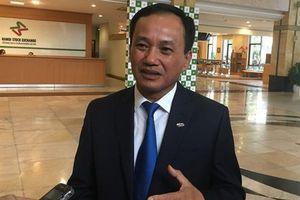 Chủ tịch VC2 Đỗ Trọng Quỳnh 'khởi nghiệp'