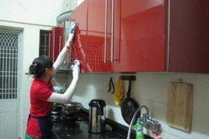 'Hốt bạc' nhờ dịch vụ giúp việc tại chung cư cao cấp