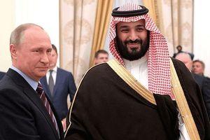 Moscow: Saudi Arabia chưa nhờ Nga giúp sau vụ tấn công nhà máy lọc dầu