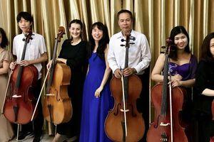 Các nghệ sỹ quốc tế và Việt Nam góp mặt trong 'Thu yêu thương', gây quỹ ủng hộ các em nhỏ vùng cao