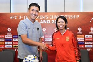 HLV nữ từ Hong Kong sẽ dẫn dắt U-16 Trung Quốc đối đầu U-16 VN