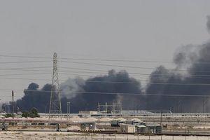 Giá dầu thế giới tăng vọt sau các vụ tấn công vào Ả rập Xê út