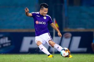 Quang Hải ghi 2 bàn, kiến tạo 1 bàn trên sân không có khán giả