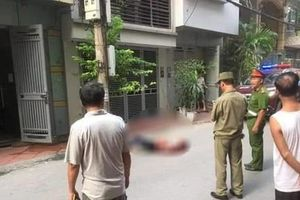 Gã trai sát hại 2 nữ sinh trong nhà trọ rồi nhảy lầu tự tử