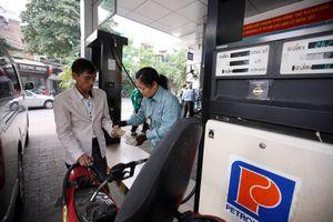 Giá xăng tiếp tục giảm từ 15h