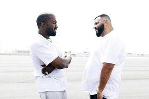 Đôi Yeezy còn chưa ra mắt, Kanye West đã tặng ngay cho DJ Khaled