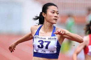 Nữ hoàng tốc độ Tú Chinh không có đối thủ tại giải quốc gia