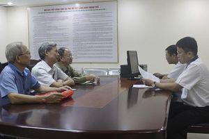 Kỷ niệm 10 năm thành lập Ban Tiếp công dân TP Hà Nội (17/9/2009 – 17/9/2019): Hiểu rõ nguyện vọng người dân giúp không để phát sinh điểm nóng