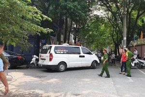 Thông tin mới nhất về vụ 2 cô gái trẻ bị đâm tử vong ở Cầu Giấy