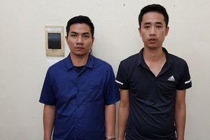 Bắt 2 đối tượng gây ra vụ nổ khiến nhiều người bị thương ở Linh Đàm