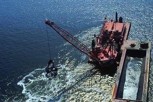 Vi phạm quy định về nhận chìm ở biển có thể bị phạt 1 tỷ đồng