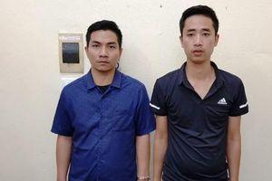 Bắt hai đối tượng gây ra vụ nổ tại Linh Đàm, Hà Nội