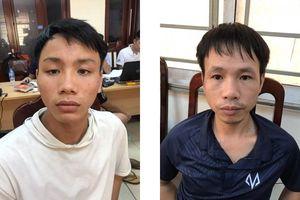 Tạm giữ hai đối tượng trong vụ án gây rối tại sân Hàng Đẫy