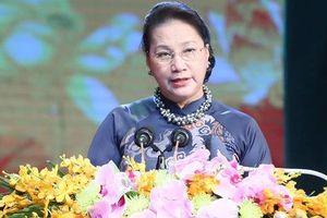 Chủ tịch Quốc hội: Học tập tinh thần 'không màng danh lợi, phú quý' của cụ Bùi Bằng Đoàn