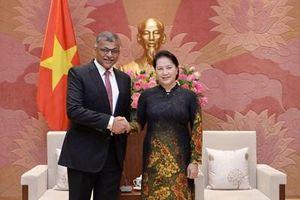 Tăng cường hợp tác giữa ngành tòa án Việt Nam và Singapore