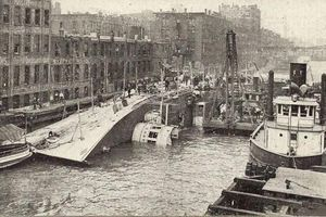 Thảm họa đường thủy thời bình kinh hoàng nhất lịch sử