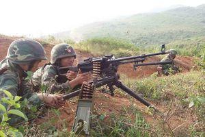 Điểm mặt dàn súng máy trứ danh của Quân đội Nhân dân Việt Nam