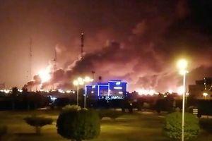 Sau vụ 2 nhà máy lọc dầu ở Saudi Arabia bị tấn công, Mỹ mở kho dự trữ chiến lược