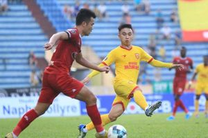 Câu lạc bộ TP Hồ Chí Minh hụt hơi, Hà Nội FC 'băng băng' tới chức vô địch