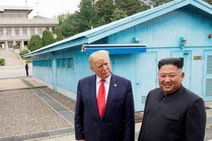 Chủ tịch Triều Tiên Kim Jong-un mời ông Trump tới thăm Bình Nhưỡng