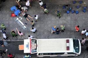 Hà Nội: Bắt giữ 2 đối tượng gây ra vụ nổ ở sân chung cư Linh Đàm