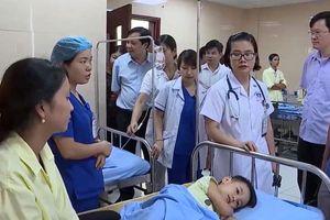 Phú Thọ: Gần 100 trẻ mầm non phải nhập viện điều trị trong tình trạng buồn nôn, đau bụng