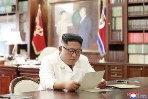 Báo Hàn Quốc: Ông Kim Jong-un viết thư mời ông Donald Trump đến Bình Nhưỡng